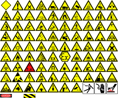Audacieux Outils sécurité: les pictogrammes - Theos Consulting ZO-77