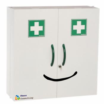 theos armoire pharmacie