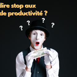 primes de productivité