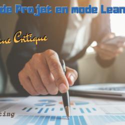gestion projet lean
